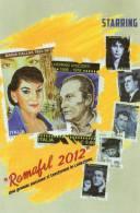 [DC1631] CARTOLINEA - ROMAFIL 2012 (CON ERRORE 1012) - PALAZZO DEI CONGRESSI - ROMA 12/13 OTTOBRE - Borse E Saloni Del Collezionismo