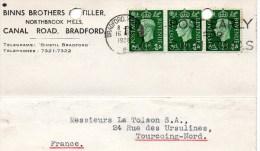 Binns Brothers & Stiller En 1938 - Bradford