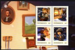 ÖSTERREICH 2013** Das Kleine Mädchen Mit Den Schwefelhölzern V. Christian Anderson - Block MNH - Märchen, Sagen & Legenden