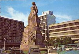 LOURENCO MARQUES: Praca Mac-Mahon - Mozambique