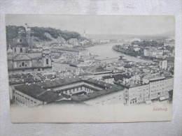 AK SALZBURG  /// Q1610 - Salzburg Stadt