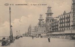 BELGIQUE - BLANKENBERGHE - LA DIGUE ET LE KURSAAL - Zonder Classificatie