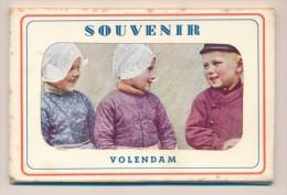 CPSM PAYS BAS - HOLLANDE - 10 Cartes Souvenir De Volendam - Volendam