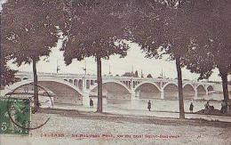 Orléans   337            Le Nouveau Pont, Vu Du Quai Saint Sauveur - Orleans
