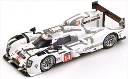 Porsche 919 Hybrid - Romain Dumas/N. Jani/M. Lieb - 24h Le Mans 2014 #14 - Spark - Spark