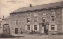 BEAURAING-Hotel Du Centre-Carte Parfaite- - Beauraing