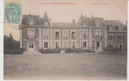 CPA Chateau Du Quesnoy - Frankrijk