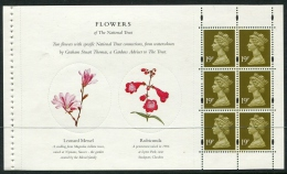 Machin Prestige Booklet Pane 6 X 19p - DP 227 - 1952-.... (Elizabeth II)