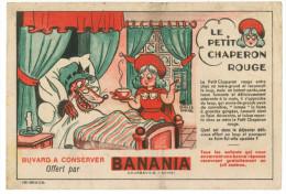 Buvard Banania - B
