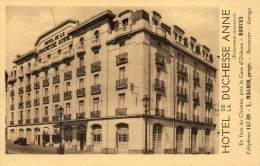 CPA - NANTES (44) - Hôtel De La Duchesse Anne - Nantes
