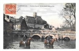 (2226-22) Lamballe - Notre Dame Et Le Pont Calmette - Lamballe