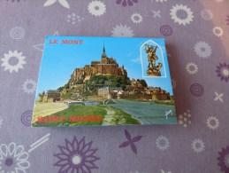 Petit Carnet  Sur Le Mont Saint  Michel - Le Mont Saint Michel