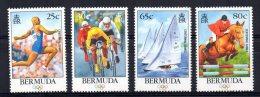 Bermuda - 1996 - Olympic Games - MH - Bermudes
