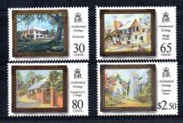 Bermuda - 1996 - Architectural Heritage - MH - Bermudes