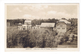 MOELAN KERFANY  HOTEL DE LA MER ET PENSION BELLE VUE - Moëlan-sur-Mer
