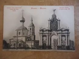 Moscou. - Russia