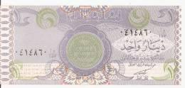 IRAK 1 DINAR 1992 UNC P 79