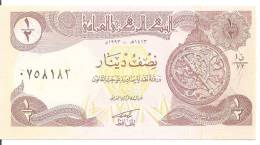 IRAQ 1/2 DINAR  1983  UNC P 78