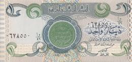 IRAK 1 DINAR 1992 aUNC P 79