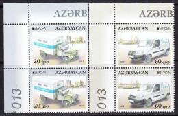 AZE-51 AZERBAIJAN 2013 EURORA TRASPORT