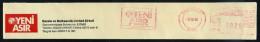Machine Stamps (ATM) Red Special Cancels PASAPORT 3.10.86 (#75) - 1921-... République