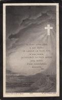 Faire Part De Décès Louis Marie De Goussencourt Vierville Calvados - Obituary Notices