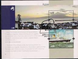 2012 Azoren Acores  Mi. Bl. 49  Used - Europa-CEPT