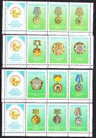 UZB-96UZBEKISTAN - 2001 THE 10TH YEAR OF THE INDEPENDENCE OF UZBEKISTAN - Uzbekistan