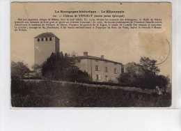 Château De VERIZET - Très Bon état - France