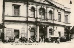 POITIERS - Le Théâtre  - - Poitiers