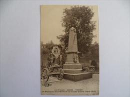 VINCEY.Le Monument Aux Morts De La Grande Guerre(1914 1918) - Vincey