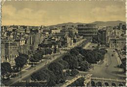 ITALIE - ROMA - ROME - CPA - Fori Imperiali - Le Forum Impérial - Places & Squares