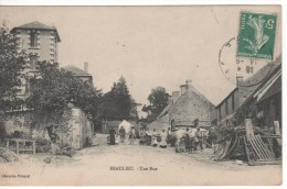 BEAULIEU- Une Rue(Maréchal Ferrant) - France
