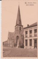 Oudenaarde Berchem Kerk En Monument - Oudenaarde