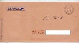 Lettre Franchise Cachet Sainte Genevieve - Postmark Collection (Covers)