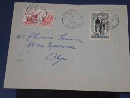 ALGERIE - Ensemble De 5 Lettres 1950 Et Plus - A Voir - (Lot N°1372) - Algeria (1924-1962)