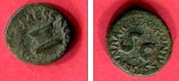 AGUSTE  QUADRAN  ASINIA ( C 370)  TB 35 - 1. La Dinastía Julio-Claudia (-27 / 69)