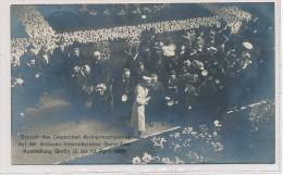Kronprinz Zur Gartenbauausstellung   -Karte über 100 Jahre Alt  (da3691 ) Siehe Scan !! - Historische Persönlichkeiten