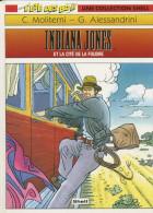 BD:INDIANA JONES ET LA CITÉ DE LA FOUDRE - Books, Magazines, Comics