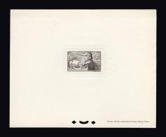 FRANCE EPREUVE DE LUXE AVEC RABAT N° 544 (*) Jean De Vienne. Cote Yvert 150 €. TTB - Epreuves De Luxe