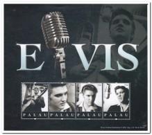 Palau 2011, Postfris MNH, Music, Elvis Presley - Micronesië