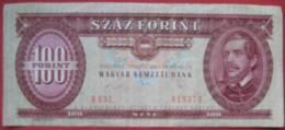 Ungarn: 100 Forint 10.1.1989 (WPM 171h) - Ungarn