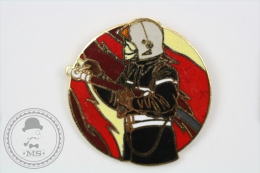 Fireman/ Firefighter - Sapeurs Pompiers  - Pin Badge #PLS - Bomberos