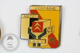 Lorraine Metz - Citroën CE S.M.A.E.  - Pin Badge #PLS - Citroën