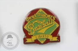 Best Players In Baseball Liberto - Pin Badge #PLS - Béisbol