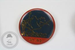 USSCC Gymnastique 91/92 -  Pin Badge #PLS - Gimnasia