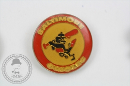 Baseball Team Baltimore Orioles - Pin Badge #PLS - Béisbol