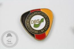 National Paralympic Committee Germany/ Deutscher Behindertensportverband - Pin Badge #PLS - Pin