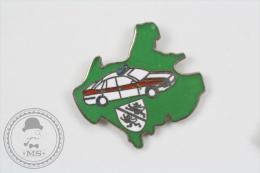 Switzerland Police Car - Enamel Pin Badge #PLS - Policia