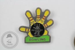 ACS Peugeot Dijon Bowling - Pin Badge #PLS - Peugeot